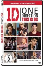 One Direction: This is us, 1 DVD