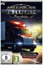 American Truck Simulator - Starter Pack: California, CD-ROM
