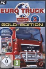 Euro Truck Simulator 2: Gold-Edition, CD-ROM