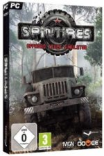 Spintires: Offroad-Truck-Simulator, DVD-ROM