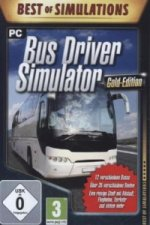 Bus-Driver Simulator, Gold-Edition, DVD-ROM