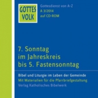 Gottes Volk LJ A3/2014 CD-ROM