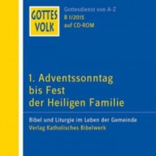1. Adventssonntag bis Fest der Heiligen Familie