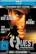 The Quest - Die Herausforderung - Platinum Cult Edition, 1 Blu-ray