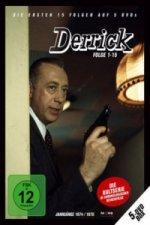 Derrick. Box.1, 5 DVDs (Collector's Box)