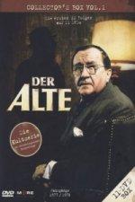 Der Alte. Vol.1, 11 DVDs (Collector's Box)