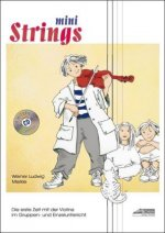 mini Strings, m. Audio-CD. Bd.1