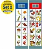Flocards Kindergarten (Lernspiel). Set.2