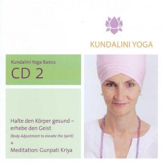 Kundalini Yoga Basics. CD.2