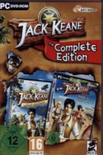 Jack Keane - The Complete Edition, DVD-ROM
