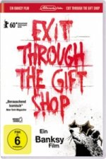 Exit Through the Gift Shop, 1 DVD