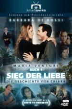 Sieg der Liebe - Die Geschichte von Chiara, 4 DVDs