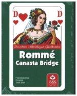 Rommé Canasta Bridge (Spielkarten)