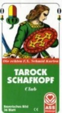 Tarock / Schafkopf, bayerisches Bild (Spielkarten)