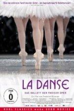 La Danse, 1 DVD