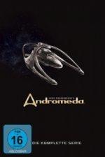Andromeda, Die komplette Serie, 30 DVDs