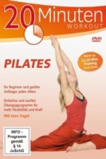 Pilates - 20 Minuten Workout, 1 DVD