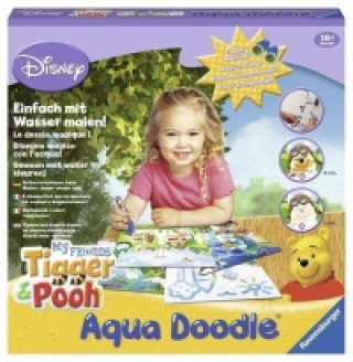 Aqua Doodle Zauber-Malbilder, Winnie the Puuh
