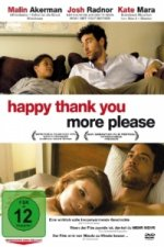 Happy thank you more please, 1 DVD