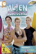 Alien Surfgirls, 4 DVDs. Staffel.1
