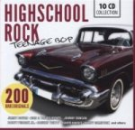 Highschool Rock Teenage Bop, 10 Audio-CDs