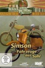 Simson - Fahrzeuge aus Suhl, 1 DVD