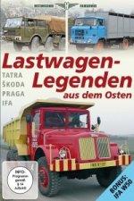 Lastwagenlegenden aus dem Osten - TATRA, SKODA, LIAZ, PRAGA, IFA W50, 1 DVD