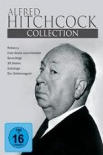 Alfred Hitchcock Collection 6 Filme, 3 DVDs