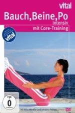 Bauch-Beine-Po intensiv mit Core-Training, 1 DVD