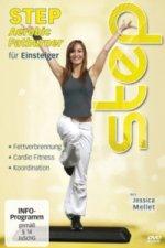 Step Aerobic Fatburner für Einsteiger, 1 DVD