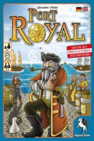 Port Royal, Händler der Karibik