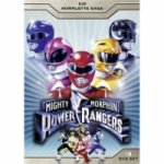 Power Rangers - Mighty Morphin Complete, 20th Anniversary,18 DVDs