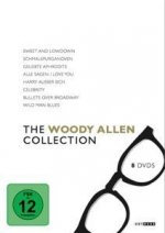 The Woody Allen Collection, 8 DVDs