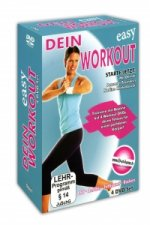 Dein easy Workout, 4 DVDs