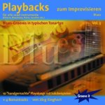 Playbacks zum Improvisieren, 1 Audio-CD. Vol.3