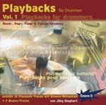Rock-, Pop-, Funk- & Fusion-Grooves, 1 Audio-CD
