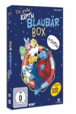 Käpt n Blaubär Box, 4 DVDs