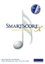 SmartScore X Piano Edition, 1 CD-ROM