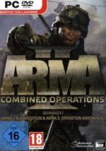 ARMA II, Combined Operations, Gold Edition, DVD-ROM