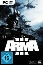 ARMA 3 Deluxe Edition, DVD-ROM