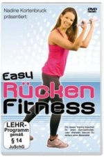 Easy Rücken Fitness, 1 DVD