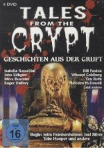 Tales From The Crypt, 4 DVDs