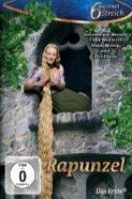 Rapunzel, 1 DVD
