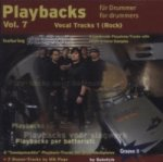 Vocal Tracks, 1 Audio-CD. Vol.1