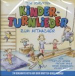Die schönsten Kinderturnlieder zum Mitmachen, 1 Audio-CD