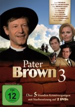 Pater Brown, 2 DVDs. Vol.3