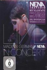 Made In Germany - Live In Concert, 2 DVDs
