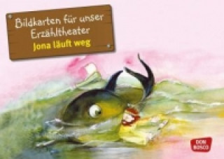 Bildkarten für unser Erzähltheater: Jona läuft weg