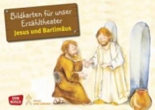 Jesus und Bartimäus, Kamishibai Bildkartenset