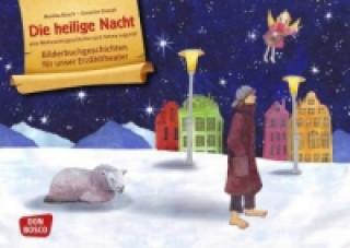 Die heilige Nacht. Eine Weihnachtsgeschichte nach Selma Lagerlöf, Kamishibai Bildkartenset
